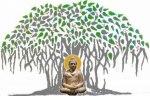 BuddhaUnderBodhiTree
