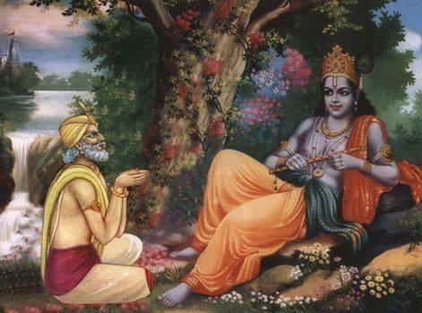 Krishna_Uddhava