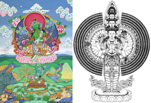 Buddhist_Gods